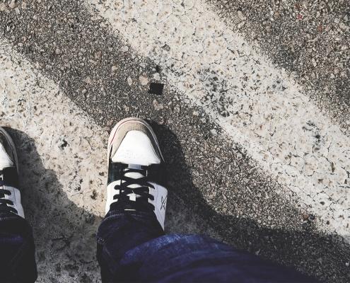 Kráčaj spolu